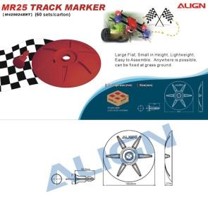 MR25 Track Marker - Red