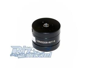 MTGBM2208-80T Brushless gimbal motor 28X27mm