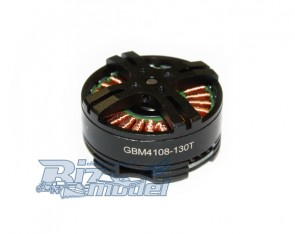MTGBM4108-130T Brushless gimbal motor 46.2mmx29.5mm