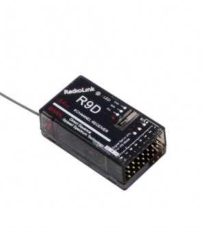 Receiver 9CH for Radiolink AT9 R9D