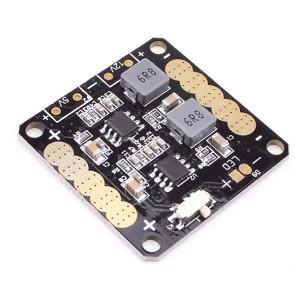 Power Distribution Board with 5V/12V BEC Output LED Switch