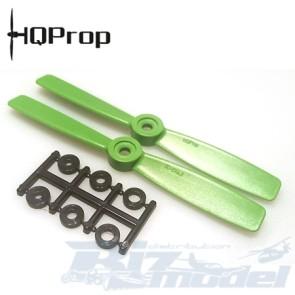 HQProp 3D-5X4.5 CCW GREEN (pack of 2)