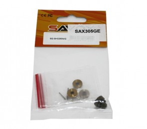 Gear set for Servo Savox SH-0263MG SAX305GE