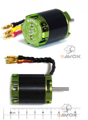 SAXBSM-3750-1300 Brushless motor (BSM) 1300KV PRO SPECIAL EDITION