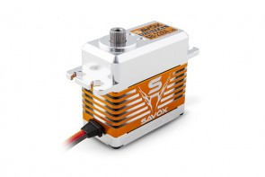"Savox SB-2284SG ""High Torque"" Brushless Steel Gear Digital Servo (High Voltage) SAXSB-2284SG"