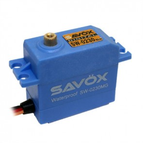 Savox SW-0230MG Waterproof HV Metal Gear SAXSW-0230MG