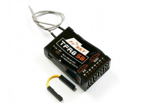 FrSky 8/16ch S.BUS receiver, RSSI enabled TFR8SB