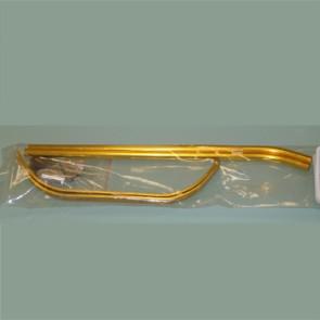 Carrello metallo colore Giallo BIZ4014