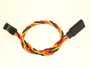 JR/Futaba 20cm servo extension cable CW140