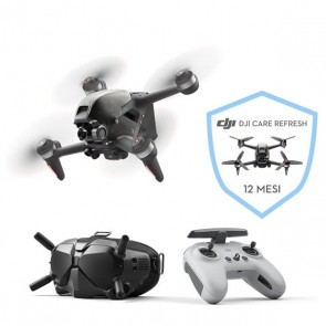 DJI FPV Combo con Care Refresh 12 MESI