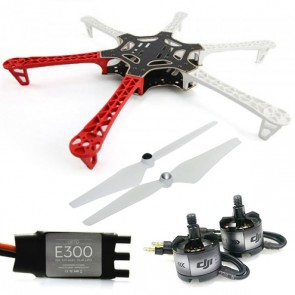 Flame Wheel  F550 ARF Kit