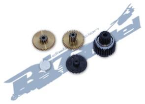 Gear Set per servo SAX302 SAX302GE