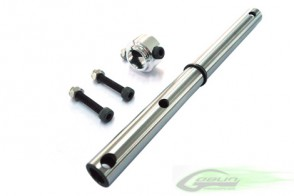 New Main Shaft with M4 Locking Collar - Goblin 630/700 H0122-S