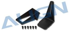 H45031A V2 Fuselage Parts for 3G sistem longer base
