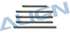 H45106 450 Sport Stainless Steel Linkage Rod