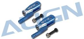 H45139 Sport V2 Metal Main Rotor Holder Set