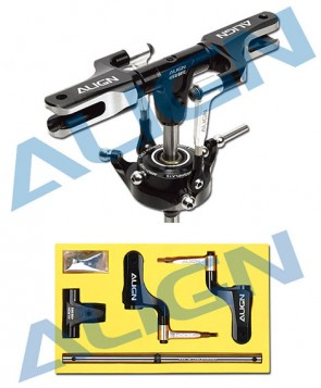 H45162 450DFC Main Rotor Head Upgrade Set