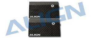 H50118 500 Carbon Fiber Flybar Paddle A