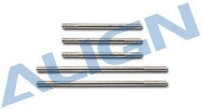 H50173 500EFL PRO Linkage Rod Set