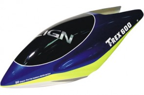 HC6504 Canopy Painted Blue - Align HC6504