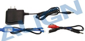 H60130 600 Carbon Night Blade Charger