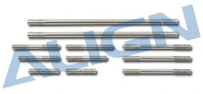 H60223 600PRO Linkage Rod Set