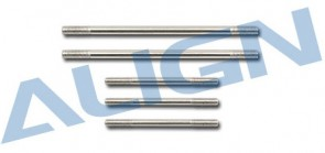 H60233 600EFL PRO Linkage Rod Set