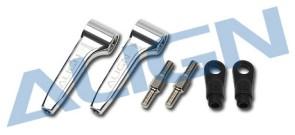 H60242 600DFC Main rotor grip arm integrated control link set