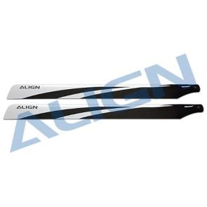 HD650B 650 Carbon Fiber Blades
