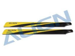 Align T-REX 600N / 600XN Carbon Fiber Blades