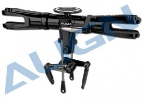 HN7108QA 700 Flybarless System Main Rotor Set/Black