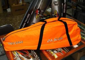 HOC55002 T-REX 550 CARRY BAG/ORANGE