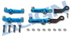 HS1215-72 Metal Control Lever / Blue