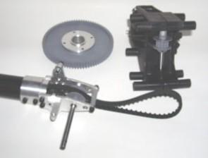 BIZ2000 Set Completo Conversione a Cinghia