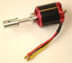 Motor 3648-KV600 For Stuka FMSMH201