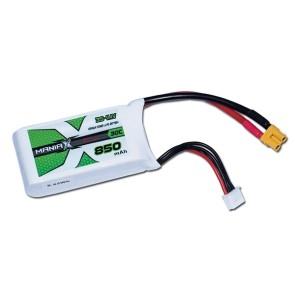 ManiaX Power LiPo 3S 850mAh 11.1V serie ECO 30C