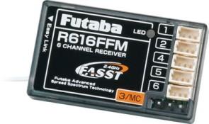 RX R616FFM FASST 6CH 110