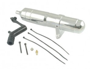 RJX 55  Muffler  new version RJX01-55