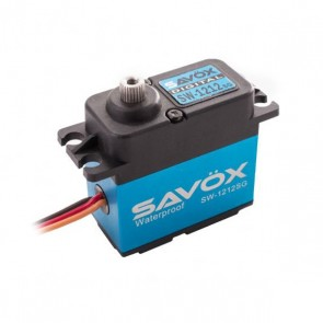 SAVOX SERVO Waterproof SW-1212SG