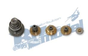 Gear Set per servo SAX212 SAX212GE