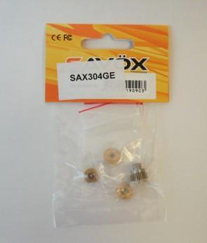 Gear Set per servo SAX304 SAX304GE