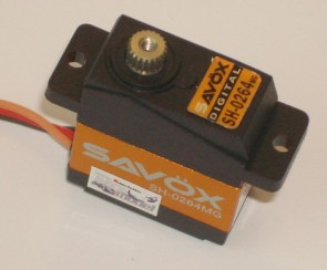 SAVOX SH-0264MG digital servo SAX306