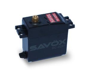SAVOX SC-0251 digital servo SAX102