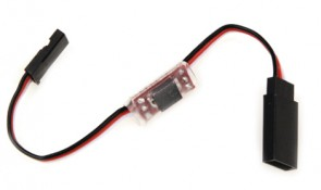 WRL-STVRL Tail servo voltage step down with LED