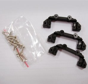 Servo plastic support mount XP4012
