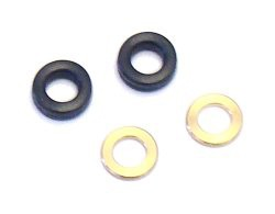 Damper Rubber/Black 85° XP50022