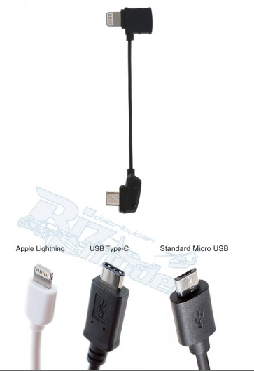 Mavic - RC Cable (Lightning connector)