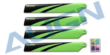 HD123CB 150 Main Blades-Green