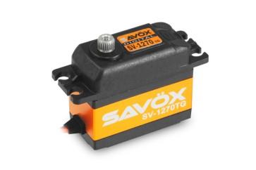 Savox SV-1270TG High Voltage Monster Torque Titanium SAXSV-1270TG