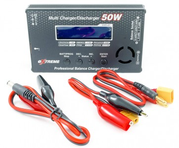 SK-100003-03 EXTREME Balance Charger 50W
